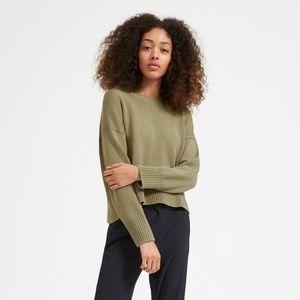 Everlane Cotton Boxy Sweater